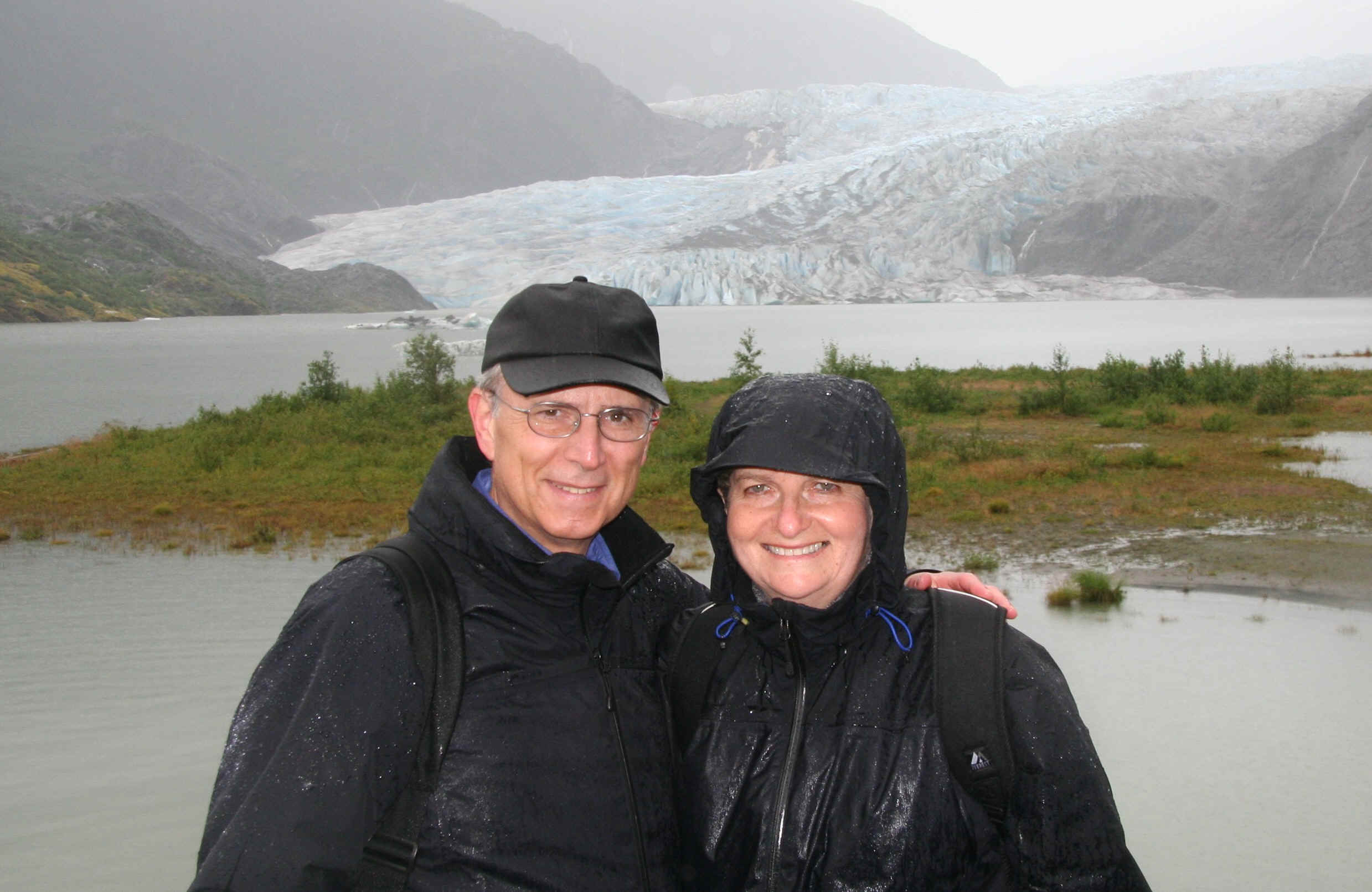 Visit to Mendenhall Glacier and Whale Watching