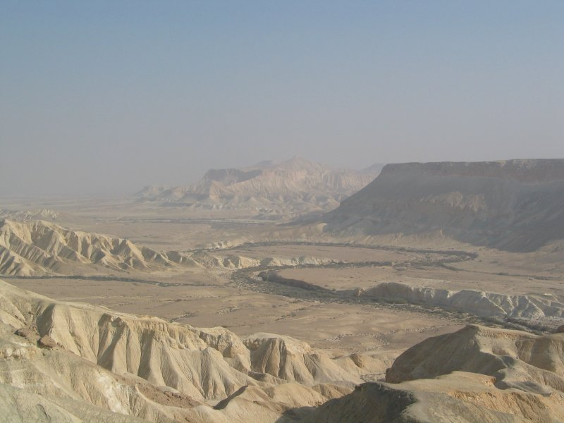 View of the Negev - Israel